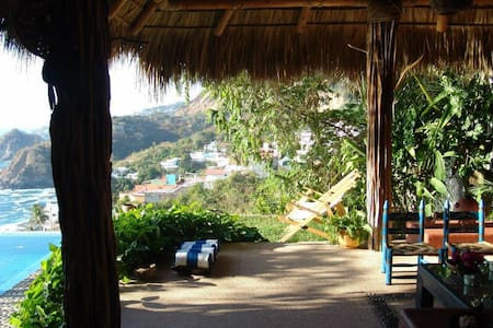 "Casa Chaman Acapulco ""Jaguar"" - Acapulco - Bed & Breakfast"