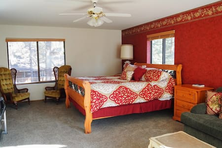 Mountain View Modern & Comfortable - Lac Big Bear