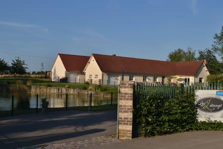 Gîte Les 2 étangs - Samer - Hus