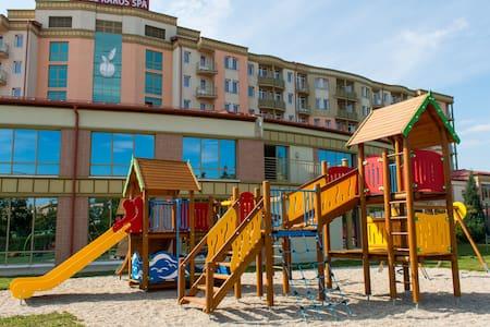 Karos Gold 813 wellness apartman - Zalakaros - Wohnung