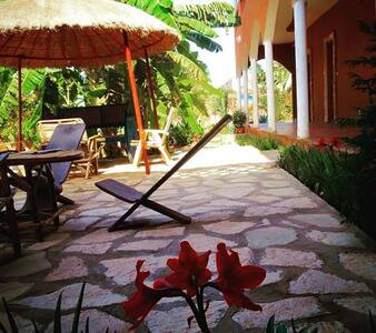 Double Rooms in Begue Pokai - Bed & Breakfast