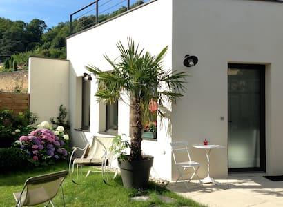 "Independent Studio comfortable ""L'Aile Sud"" - Lyon - House"