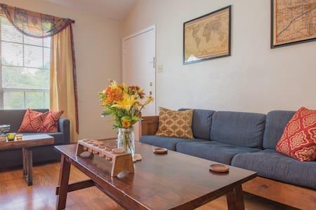 3 Bedroom / 2 Bath Duplex in great location! - Austin - Haus