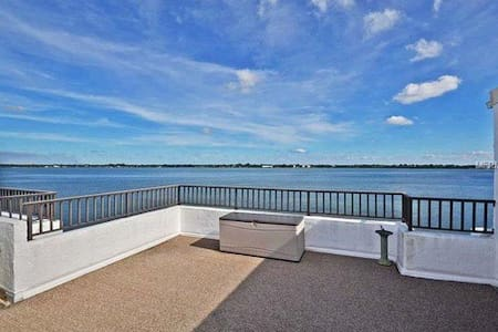 $99 ENGLEWOOD BCH AVAIL NOW!! HTD POOL FREE WIFI - Englewood - Osakehuoneisto