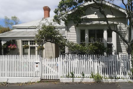 Lovely old Villa in Freemans Bay. - Auckland - Huis