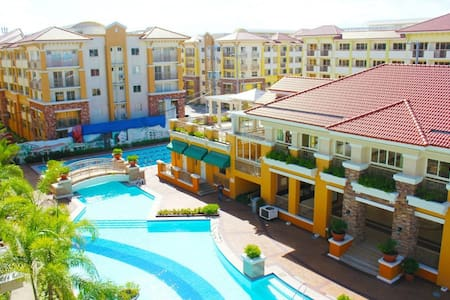 2 BEDROOMS FULLY-FURNISHED UNIT - Pasig - Apartment