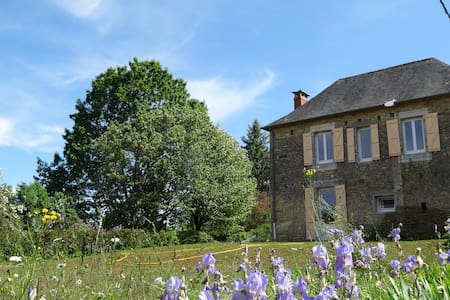 Charming renovated stone house - La Dornac