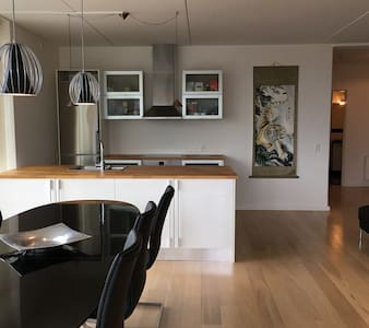 exclusive apartment in Nyborg - Nyborg - Apartment