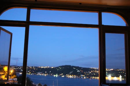Peaceful Wooden House with Bosphorus View - Appartement