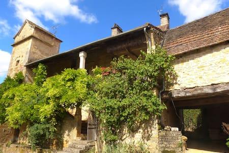 Cottage Mas Bénac, Gorges de l'Aveyron and Quercy - Hus