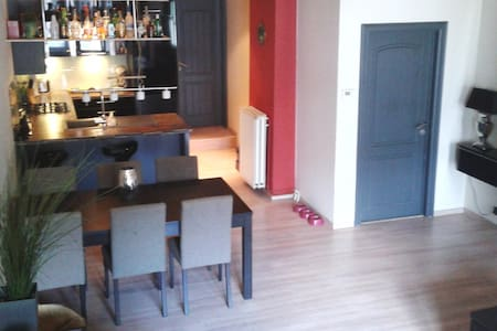 Charming renovated house - Antwerpen - Townhouse