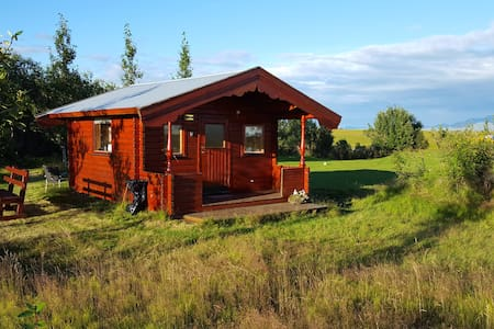 Cozy Studio Cottage in South Iceland with sauna - 小屋