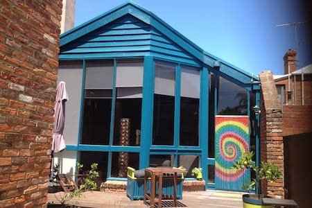 Lovely Townhouse in Fitzroy - Fitzroy - House