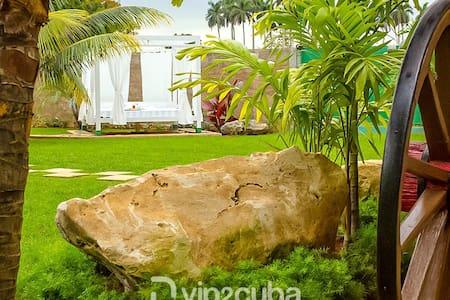RHPL126 4BR/3BT Luxury Villa near Havana - La Habana