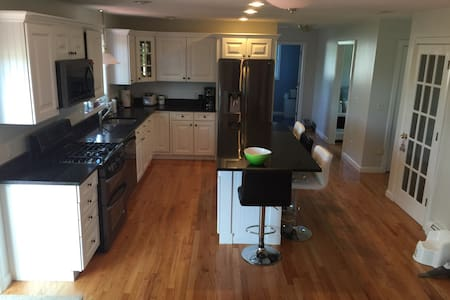 Beautiful cared home for kid&adult - Haverhill - Casa