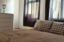 Ruhiges City Apartment zum Wohlfühlen, 2,7km Hbf