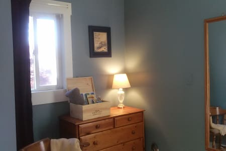 Peaceful room near downtown - Spokane - Hus