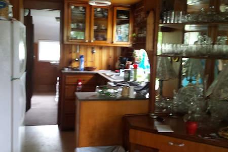 Vintage  Tiny House - mid century - Huis