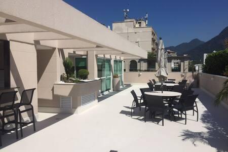 Flat Luxury Club Privé J.B-Lagoa-Christo - Rio de Janeiro - Apartment
