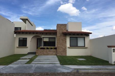 Hermosa casa en Tequisquiapan