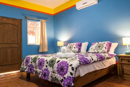 B&B casa Juarez camera azzurra - Bed & Breakfast