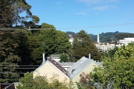 Convenient 1 BR Apartment in the Heart of Berkeley - Appartement