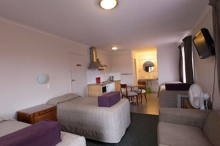 Tasman Ecovillage Studio Room - Leilighet