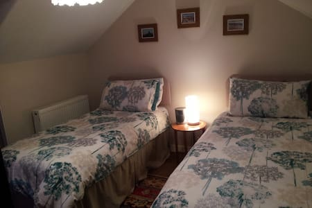 Twin/double in great central location nr Glasgow - Hus