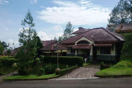 Villa Omega Ciater Highland Resort - Villa