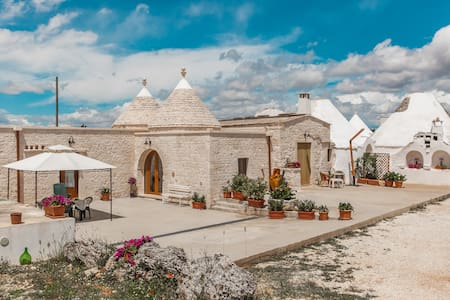 Trulli in Farm Masseria full option - Martina Franca - Vila