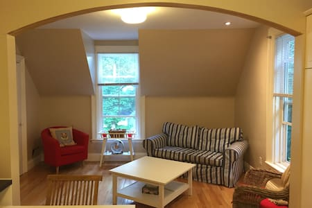 Historic home renovated and central (upstairs) - Antigonish - House