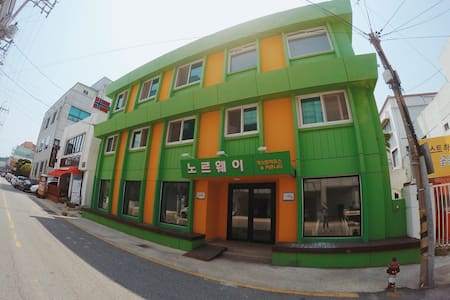 Mokpo Norway Guest House (6 beds room) - Guesthouse
