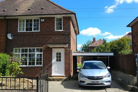 Newly Renovated House in Leeds 利兹新装 - Leeds - Casa