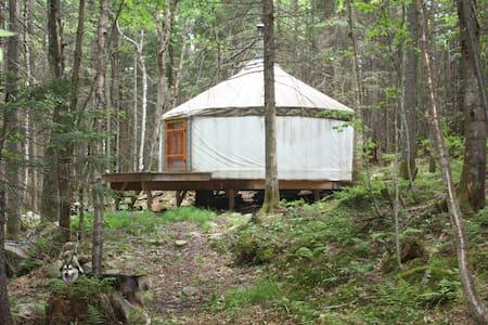 Yourte à louer - Yurt