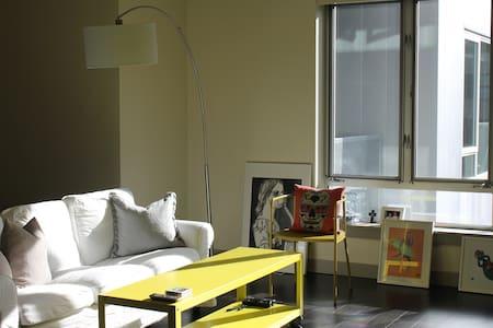 Luxury loft in the Pearl - Portland - Apartment