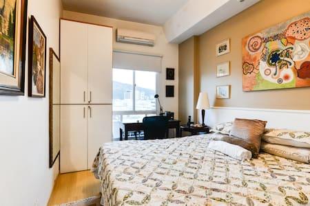 Confortável quarto/sala em Botafogo - Apartment
