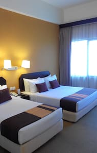 Family Room @ RHR Hotel Uniten - Bed & Breakfast