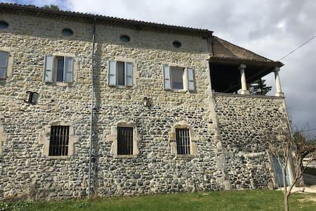 Ancien Moulinage de Soie de Mélas - Rumah