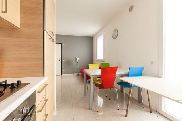 Rimini apartment rental