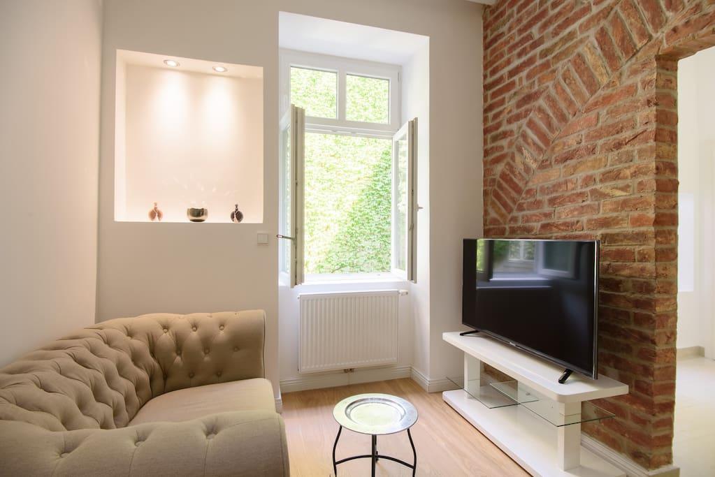 Zwischen Luxus und Bohemia - Apartments zur Miete in Wien
