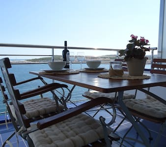 Apartment in l'Escala with the best view! - L'Escala