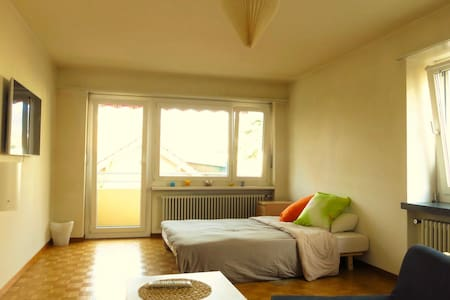 BEST LOCATION.GUTE LOKALISIERT.PERFECTA UBICACION. - Olten - Apartament