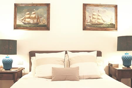 B&B Casa Chinaski - La Cassata room - Bed & Breakfast