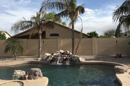 Single Room With Awesome Backyard! - Chandler - Casa