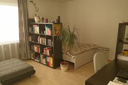 Moderne, ruhige, schöne Wohnung in Warmbronn - Leonberg - Lejlighed