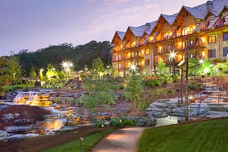 Big Cedar Resort Feb14-17th - Ridgedale