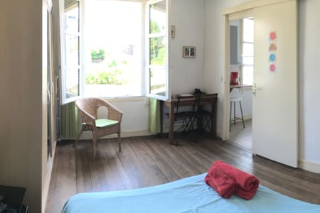 Pleasant studio close to the castle - Apartment