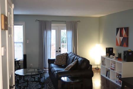 Modern 2 Bedroom Condo - Nashville - Wohnung