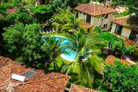 Villas Macondo guest rooms near the beach - Tamarindo