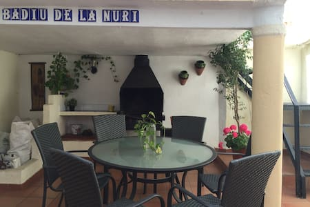 Casa rústica a 1 minuto de la play - Badalona - Haus
